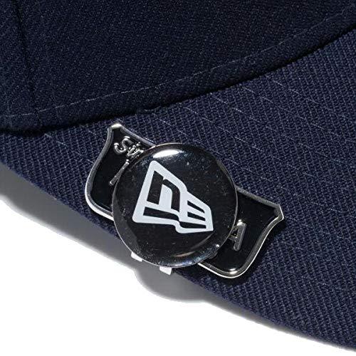 ニューエラ ゴルフ ベーシックマーカー ニューエラオールドシールドロゴ フラッグロゴ NEW ERA GOLF 11783300 ブラック