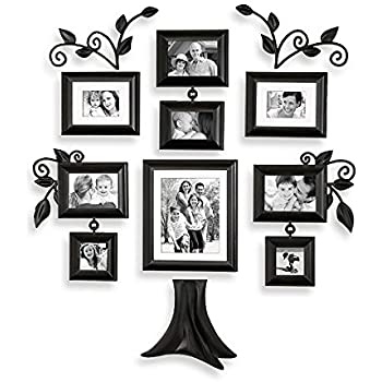 Amazon.com - Family Tree 9-Piece Family Tree Collection Picture Frames -
