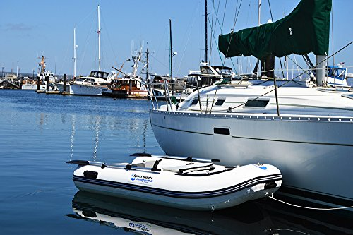 Inflatable Sport Boats Shark 9.8' - Model 300 - Aluminum Floor Dinghy with Seat Bag by Inflatable Sport Boats (Image #8)