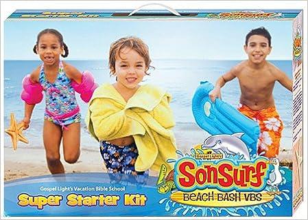 Sonsurf Super Starter Kit Bl: Gospel Light: 9780830756339: Books   Amazon.ca