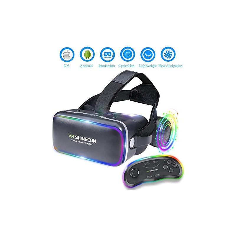 3D VR Glasses VR Virtual Reality for 3D