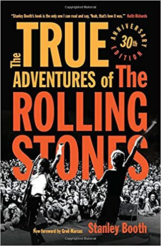 Book The True Adventures of the Rolling Stones