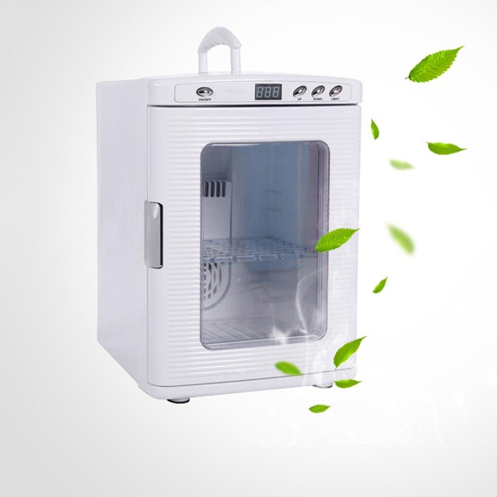 Mariny- 25L冷凍庫DC12Vドミトリーオフィスミニカー冷蔵庫医学インキュベーター透明冷蔵庫   B07PGC4NJX