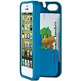 EYN (Everything You Need) Smartphone Case for iPhone 5/5s - Turquoise (eynpurple5)