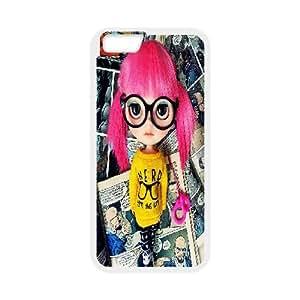 "LSQDIY(R) Doll iPhone6 4.7"" Cover Case, DIY iPhone6 4.7"" Case Doll"