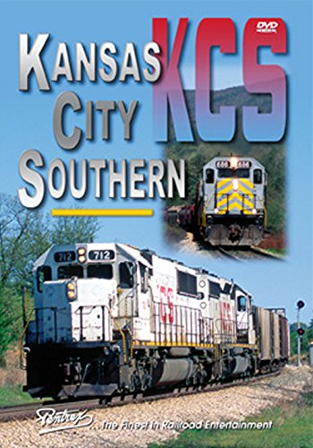Kansas City Southern (Pentrex) [DVD] for sale  Delivered anywhere in USA