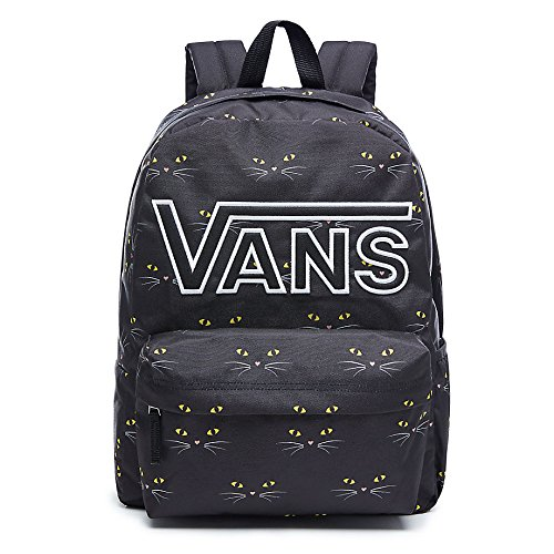 Vans Women's Realm Flying V Γυναικειο Μαυρο Backpack by Vans