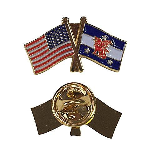 Desert Cactus Beta Theta Pi Fraternity USA/Fraternity Flag Lapel Pin Enamel Greek Formal Wear Blazer Jacket -
