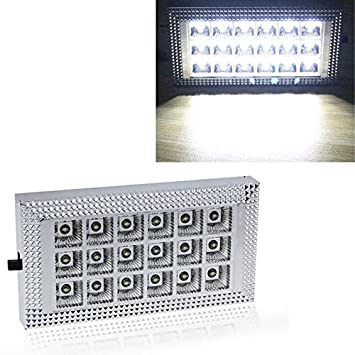 Omiky® 2017 Mode 18 LED 12V Auto Van Bus Interieur Decke Kuppel Dach ...