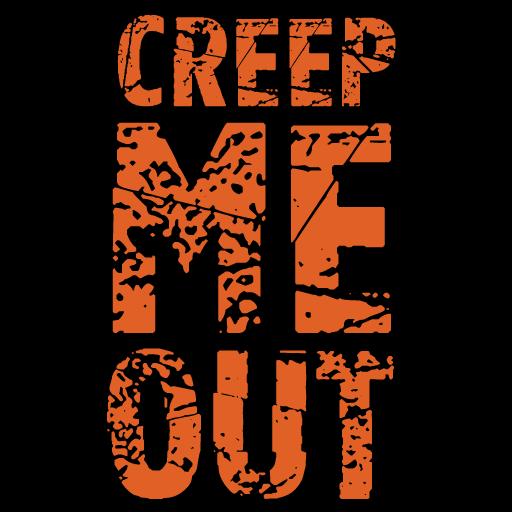 Creepy Halloween Font - Creep Me