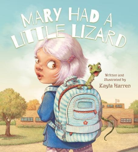 Mary Had a Little Lizard by Sky Pony Press (Image #1)