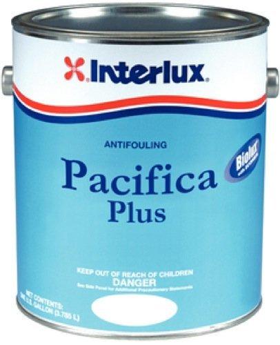 - Interlux Pacifica Plus Bottom Paint, Gray Pint YBB264/P