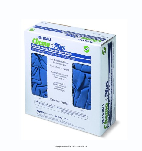 Chemoplus Non-Sterile Neoprene Gloves sm -SP, Chemo Pl Neoprene Glv Sm -Ns, (1 CASE, 300 EACH) by COVIDIEN