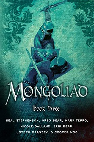 he Mongoliad, Book Three