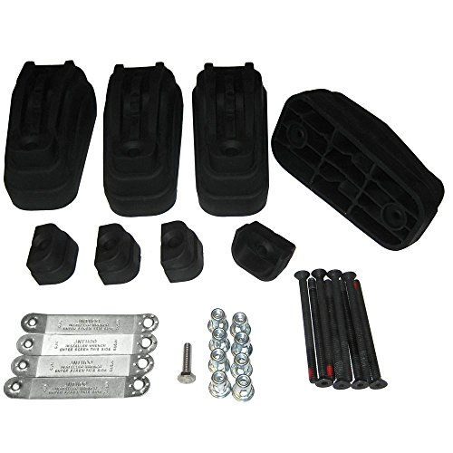 Kvh Roof Mount Kit For A7/A9 Direct Roof Installations (Roof Kvh Mount)