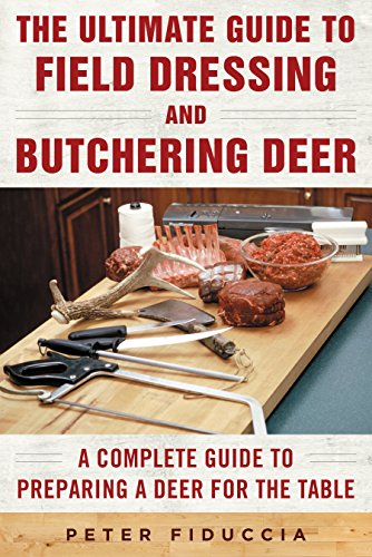 Picture Processor - Butchering Deer: A Complete Guide from Field to Table