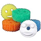 The Daddy Caddy with Suction Base for Kitchen Sink, White - Does NOT Include Sponge. This product is not affiliated with or licensed by Scrub Daddy, Inc.
