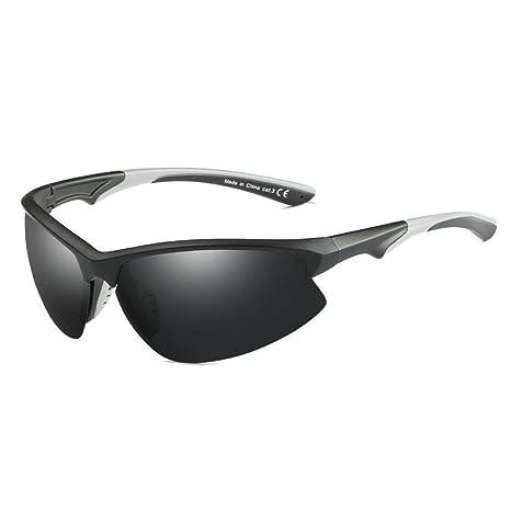 YANKAN Gafas de Sol de Conducción de Los Hombres Gafas Polarizadas Retro Gafas de Golf de