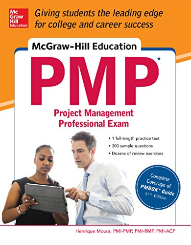 McGraw-Hill Education PMP Project Management Professional Exam (1st 2014) [Moura]