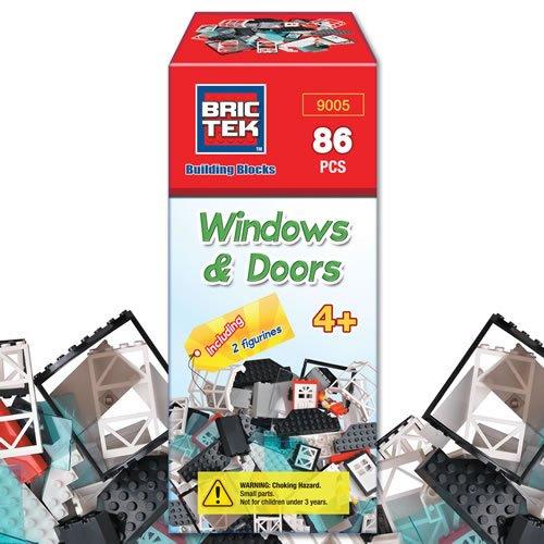 Brictek(R) Building Blocks Windows and ()