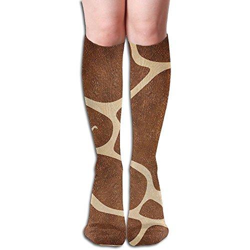 Long Stocking Nice Giraffe Print Women's Over Knee