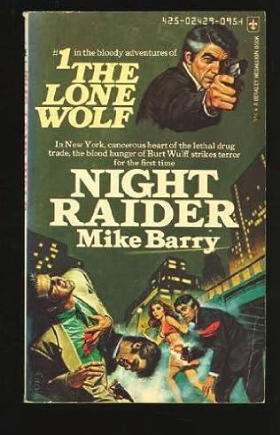 book cover of Night Raider