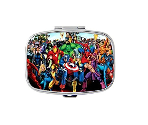 marvel pill box - 2