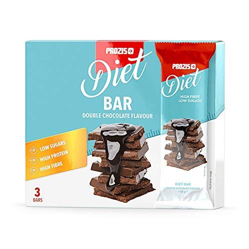 Prozis 3 x Diet Bar 35 g Rollo de Canela: Amazon.es: Salud y cuidado personal