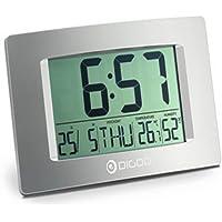 DIGOO - Despertador digital con pantalla LCD