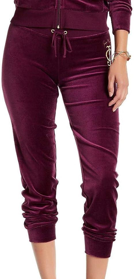 Juicy Couture - Chándal - para Mujer Morado Nightingale Purple L ...
