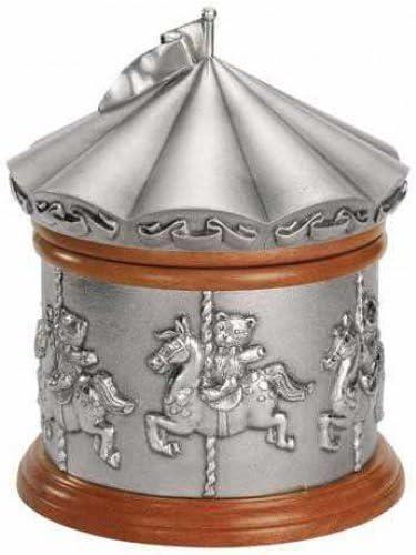 NEW Royal Selangor Trinket Box Noah/'s Ark