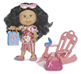 : Cabbage Patch Kids Lil Sprouts Shopping Girl w/Accessories