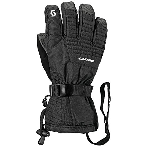 (Scott JR Ultimate Glove - 244486 (Black - M))