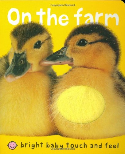 Bright Baby Touch & Feel Boxed Set: On the Farm, Baby Animals, At the Zoo and Perfect Pets (Bright Baby Touch and Feel) (Texture Set)