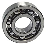 6313 bearing - Shuster 6313 JEM Deep Groove Ball Bearing, Single Row, Open, Electric Motor Quality, C3 Clearance, 140 mm Height, 33.0 mm Width, 140 mm Length, 65.0 mm ID, 140 mm OD, High Carbon Chrome Bearing Steel