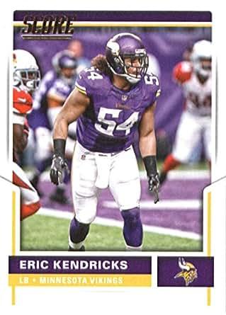 Amazon.com  2017 Score  3 Eric Kendricks Minnesota Vikings Football ... 58e480b04