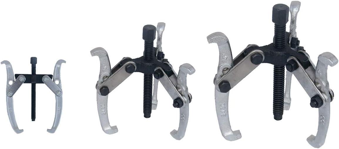 3tlg Lagerabzieher Innen und Außen Abzieher Dreiarm 3 Arm Satz Set 75 100 150 mm