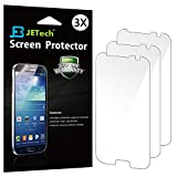 Galaxy S6 Screen Protector, JETech 3-Pack Screen Protector...