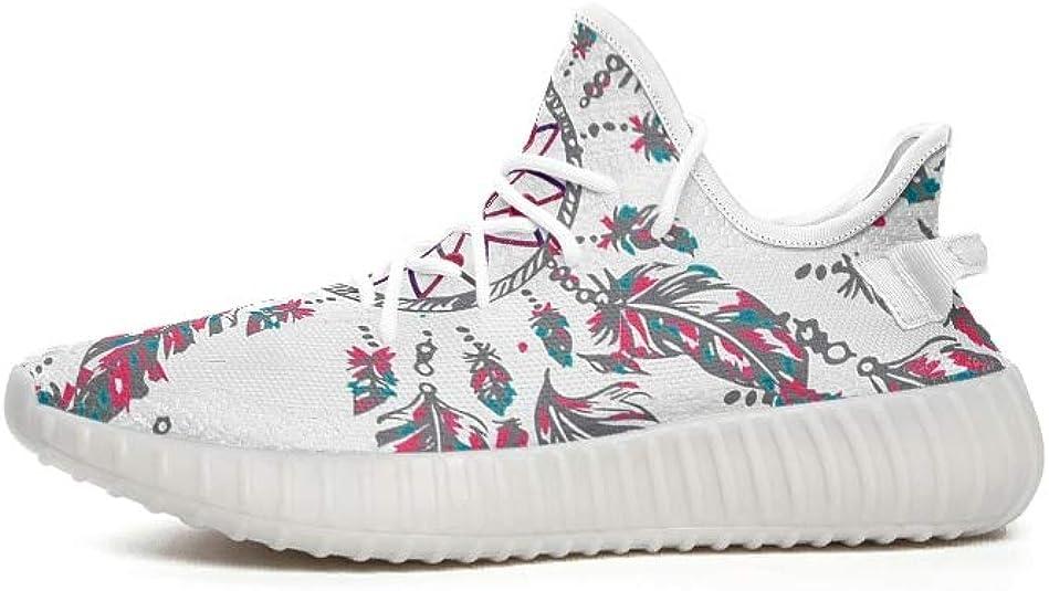 XHJQ88 Zapatillas Unisex para niñas - Dreamcatcher Running Sneakers - Minimalismo Personalizado Zapatos Bajos, Transpirable Zapatos de Entrenamiento 350: Amazon.es ...