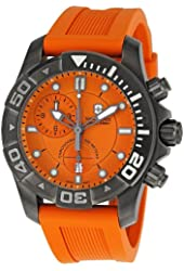 Victorinox Swiss Army Men's 241423 Dive Master 500 Orange Dial Watch