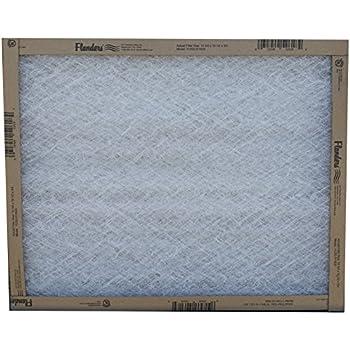Flanders 10055 01143 14x25x1 Fbg Furn Filter Replacement