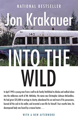 Into the Wild (Into The Wild Vocabulary With Page Numbers)