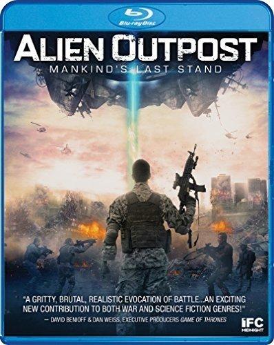 Alien Outpost [Blu-ray]