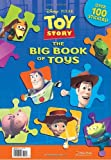 The Big Book of Toys (Disney/Pixar Toy Story) (Giant Coloring Book)
