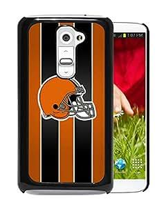 For LG G2,Cleveland Browns 23 Black Case Cover For LG G2