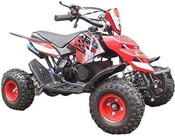 bandit kids mini quad bike 49cc 50cc petrol quad ride on atv off road