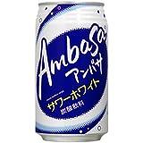 アンバサ サワーホワイト 350ml缶×24本 [梱包サイズD] Coca Cola