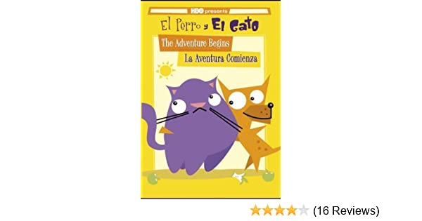 Amazon.com: El Perro y El Gato: The Adventure Begins/La Aventura Comienza: Movies & TV