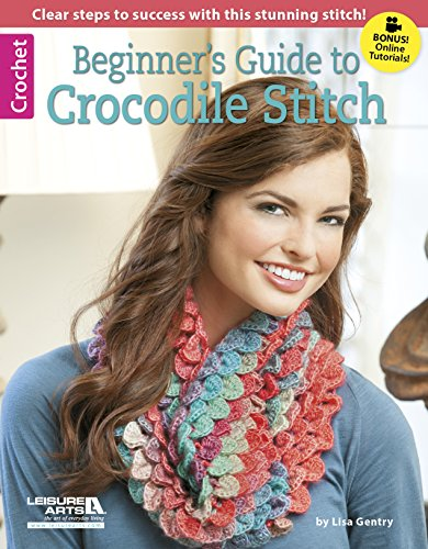 Beginners Guide to Learning Crocodile Stitch (Learn Love Counted Cross Stitch)
