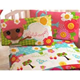 Lalaloopsy Sew Magical Rag Dolls 4pc Full Bed Sheet Set